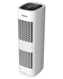 Whirlpool® WPT80 Whispure™ Large Tower Air Purifier – Pearl White