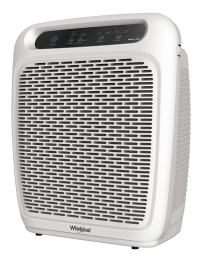 Whirlpool® WP1000 Whispure™ Air Purifier – Pearl White (Advanced Contemporary Design of WP500)