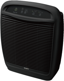 Whirlpool® WP500 Whispure™ Air Purifier – Slate Black (Formerly Named As AP51030K)