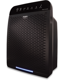 Whirlpool® WPPRO2000 Whispure™ Air Purifier – Slate Black (Flagship Model in Series)